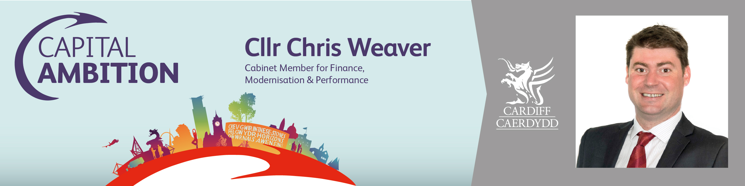 Councillor Chris Weaver