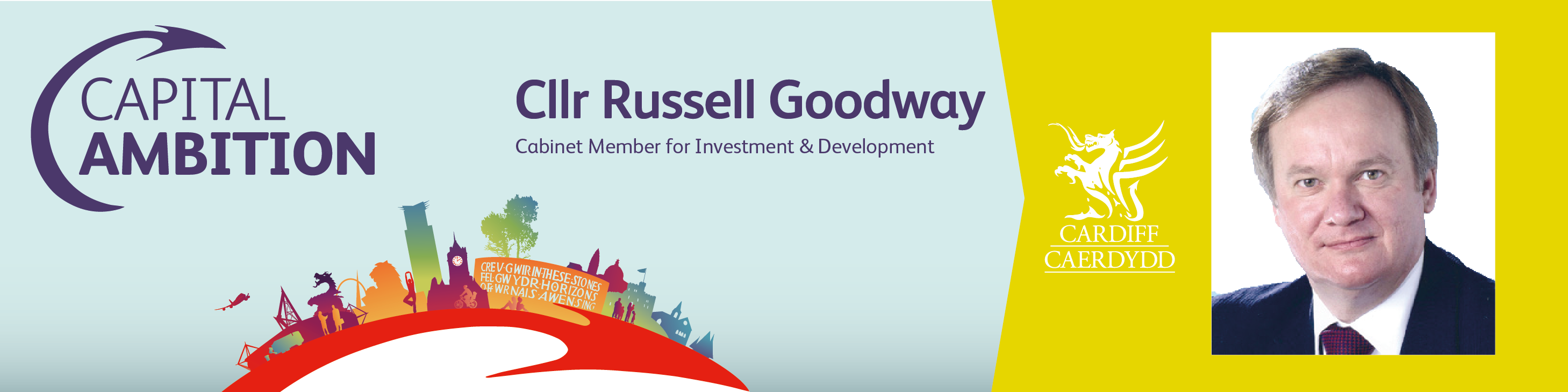 Councillor Russell Goodway