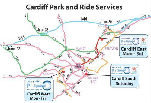 Park and Ride Cardiffgovuk
